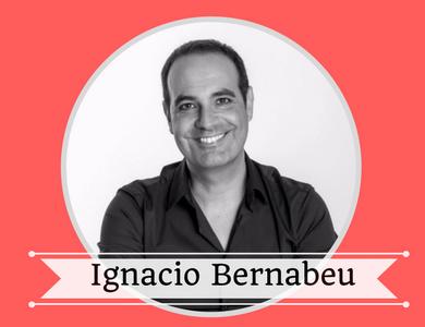 Ignacio Bernabeu, CEO de la Fabrica de Podcast.