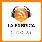 Logo Fabrica de Podcast