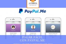 Pagar fácil online con paypal.me