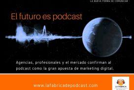 El futuro del marketing digital y el podcast.