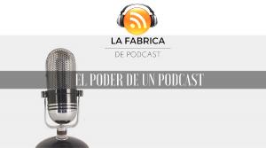el poder de un podcast imagen